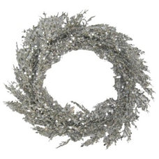 Contemporary Wreaths And Garlands by Target