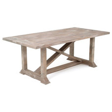 Farmhouse Dining Tables by Woodland Creek Furniture