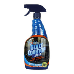 Bryson - Bryson Citrushine Non-Toxic Glass Kitchen Cooktop Cleaner - 4 Pack - CitrushineTM Glass Cooktop Cleaner is specially formulated to gently and effectively clean glass surface cooktops, microwave windows, and oven windows. Effective on all types ofGas Ranges, Glass Cooktops, Self-Cleaning Ovens, Microwave Ovens, Smooth Surface Cooktops, Toaster Ovens, Electric Ranges, Painted Appliances, Metal Surfaces. 100% Streak FreeFresh, Clean Citrus FragranceSafe Chemistry. . CitrushineTM Glass Cooktop Cleaner is specially formulated to gently and effectively clean glass surface cooktops, microwave windows, and oven windows. . Effective on all types ofGas Ranges, Glass Cooktops, Self-Cleaning Ovens, Microwave Ovens, Smooth Surface Cooktops, Toaster Ovens, Electric Ranges, Painted Appliances, Metal Surfaces. . . .