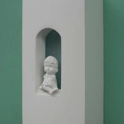 Modern Lovely Baby Wall Sconce -