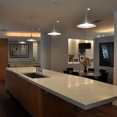 Modern Kitchen by Alterstudio