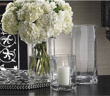 Contemporary Candleholders by Organize