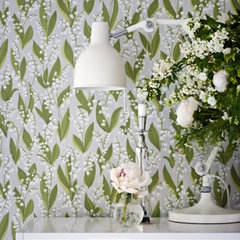 contemporary wallpaper by Örling & Wu