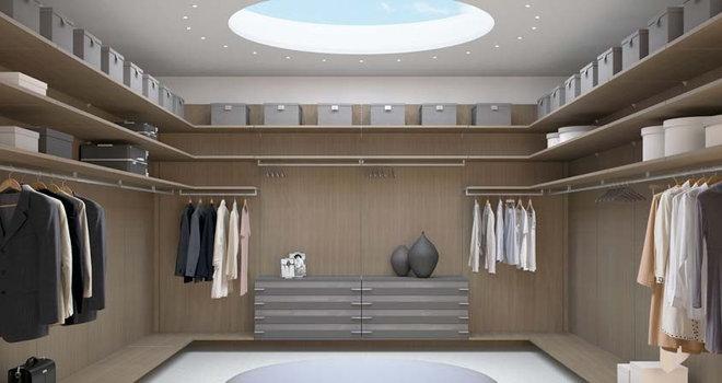 Modern Closet by Porcelanosa USA