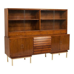 Mid Century Modern Sideboard China Cabinets & Hutches: Find Curio ...