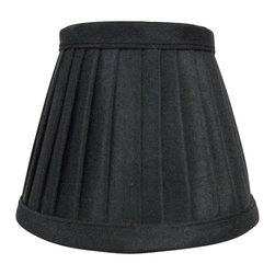 Home Concept - Bold Black with Gold Lining Pleated Clip-on - Why Upgrade to Home Concept Signature Shades?