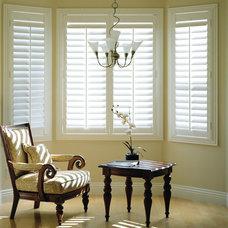 Contemporary Window Blinds by Interior Door & Closet Company | Los Angeles, CA