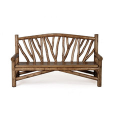 Rustic Benches by La Lune Collection