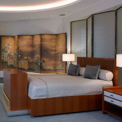 eclectic bedroom by David Churchill - Architectural  Photographer