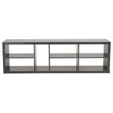 Contemporary Storage Units And Cabinets by Euro Style