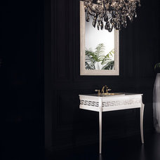 Mediterranean Bathroom Vanities And Sink Consoles by Topex Design