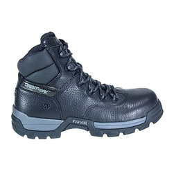 "Wolverine Men's Footwear Guardian Shoes and Boots - Get the idea about the Men's Guardian Wolverine 6"" CarbonMAX™ Safety Toe SR Work Boot today."