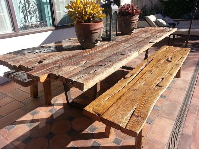 HOUZZER Salvage Projects