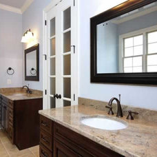 Bathroom Countertops by Cary Granite