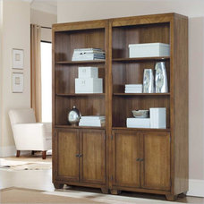 Transitional Bookcases Cabinets And Computer Armoires by Cymax