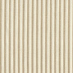 "Close to Custom Linens - 72"" Shower Curtain Linen Beige Ticking Stripe - Is it time to change your stripes? Fortunately, this traditional and tailored ticking stripe shower curtain comes in a wide variety of colors, so you can change out your look by season, or as the whim moves you."