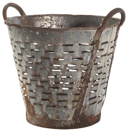 Rustic Baskets by Rejuvenation