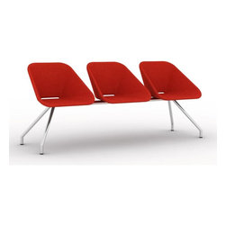 B&T Design - Red Bench - Red Bench