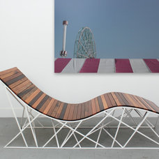 Indoor Chaise Lounge Chairs by Uhuru Design