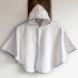 Baby - baby hooded towel (boy)