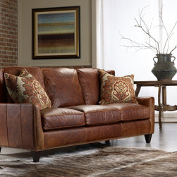 What you might find in  our store - 559 Sofa from Bradington Young