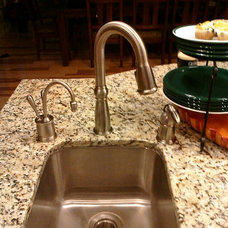 Traditional Kitchen Faucets by CC&J Designs. LLC