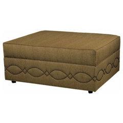 contemporary ottomans and cubes by Wayfair
