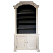 Traditional Bookcases by Clayton Gray Home