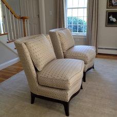 Upholstery Fabric by Cheryl McCracken Interiors,Inc