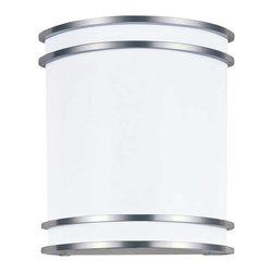 Maxim Lighting - Maxim Lighting 85530Wtsn Linear Ee 1-Light Wall Sconce - Maxim Lighting 85530WTSN Linear EE 1-Light Wall Sconce