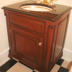 traditional  by Superior Woodcraft, Inc.