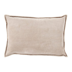 """Surya - Surya CV-005 Smooth Velvet Pillow, 22"""" x 22"""", Down Feather Filler - While simplistic in design, the effortless effect these dazzling pillows will have in your space will be anything but that! With a classic, solid design that shines in its smooth construction, this piece will create a transitional, yet flawless look from room to room in any home decor. Genuinely faultless in aspects of construction and style, this piece embodies impeccable artistry while maintaining principles of affordability and durable design, making it the ideal accent for your decor."""
