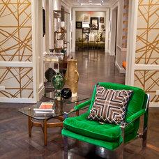 Midcentury Living Room by Lauren Gries