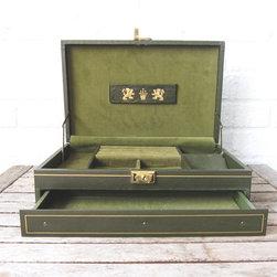 Vintage Mens Mele Accessory Box - La Roux Vintage