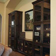 Traditional  by C&S Cabinets, Inc