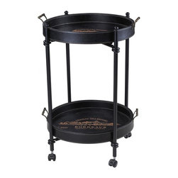 Sterling Industries - French Chateau Tray Table - French Chateau Tray Table