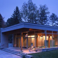 Contemporary Exterior by Billinkoff Architecture PLLC