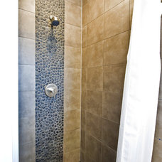 Contemporary  by Sticks and Stones Design Group inc.