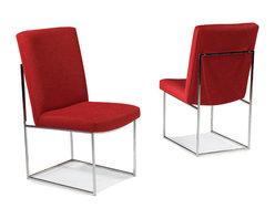 Thayer Coggin - Design Classic 1187 Armless Dining Chairs by Milo Baughman from Thayer Coggin - Thayer Coggin Inc.