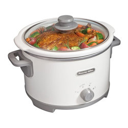 Hamilton Beach - Proctor Silex 33042 4 qt. Slow Cooker Multicolor - 33042 - Shop for Crock Pots and Slow Cookers from Hayneedle.com! About Hamilton BeachOne of the country's leading distributors of small kitchen appliances Hamilton Beach Brands Inc. sells over 35 million appliances every year. The company's most famous brands -- Hamilton Beach Eclectrics Proctor Silex and TrueAir -- are found in households across America Canada and Mexico. Hamilton Beach takes immense pride in their product quality wide variety of options superior customer service and brand name strength and remains committed to serving customers through Good Thinking applied to the style and function in all of their small electric appliances.