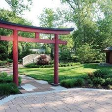 Asian Landscape by Peabody Landscape Group