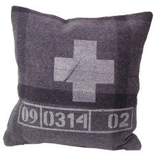 Contemporary Decorative Pillows by India Buying Inc.