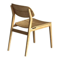 Greenington LLC - Currant Bamboo Dining Chairs- Set of 2 Light Brown - G0023 - Shop for Dining Chairs from Hayneedle.com! Greenington's Currant Bamboo Dining Chairs- Set of 2 is excessively remarkable for a chair that is. This lovely seat is destined to be your go-to spot for all your sitting needs. The chair has a curved luxurious seat for relaxed dining and a warm light wood finish for relaxed style. The chair is constructed from bamboo making it not only sustainably comfy but eco-friendly as well. About Greenington LLC.Greenington LLC manufactures the finest natural bamboo furniture available on the market. Bamboo is strong and grows rapidly making it an ideal material for furniture as well as an earth-friendly environmentally sustainable resource. Greenington offers a full line of unique high-quality bamboo furniture for the bedroom living room dining room and office and its products include tables chairs benches and complete bedroom sets (bed nightstands and dressers). Greenington LLC also provides bamboo wine cabinets bamboo stools and much more.