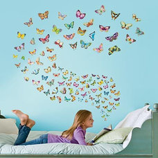 Contemporary Wall Decals by HearthSong