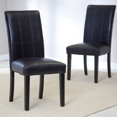 contemporary dining chairs and benches by Hayneedle