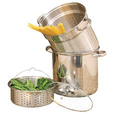 Contemporary Stockpots by muzzha!