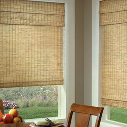 Hunter Douglas Provenance® Woven Wood Shades - Hunter Douglas Provenance® Woven Wood Shades