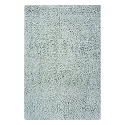 Momeni Rug - Momeni Rug Comfort Shag 2' x 3' CS-10 Mint Green CSHAGCS-10MTG2030 - A modern twist of the 1970's classic, the Comfort Shag Collection is perfect for the family room. Thick, plush pile and hand tufting makes these rugs a soft, luxurious accent in the modern home. Available in a wide range of color choices, the Comfort Shag Collection lends spirited style and coziness to the home.