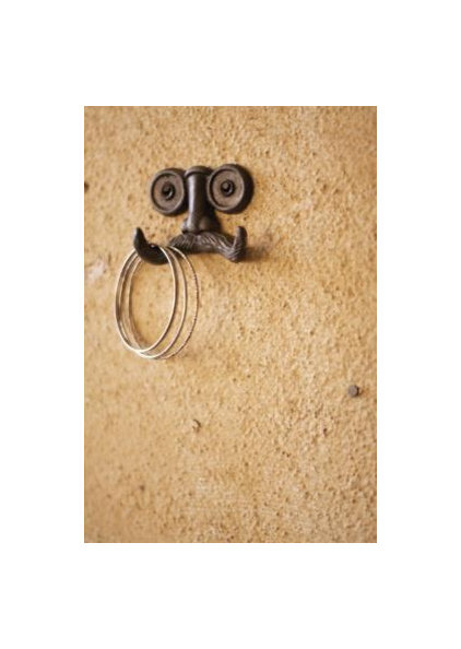 Eclectic Wall Hooks by At West End