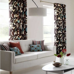 by Made to Measure Curtains | Bespoke Roman Blinds